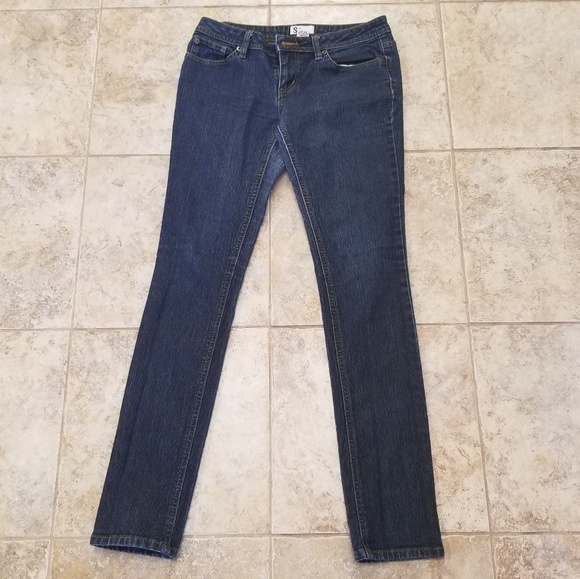 SO Denim - SO in Good Condition Stretchy Skinny Blue Jeans